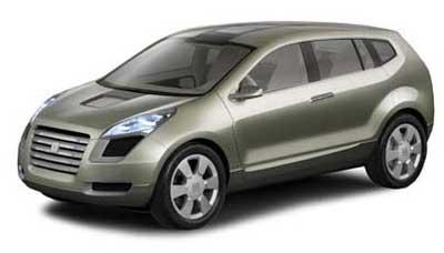 Автомобиль Sequel на водородных топливных элементах