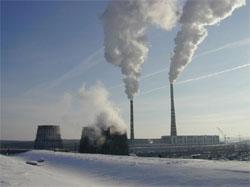 Новоіркутська ТЕС (фото із сайту www.info.irk.ru)