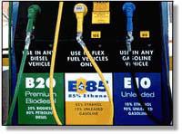 Колонка для заправлення біопаливом (фото з сайту www.neo.state.ne.us)