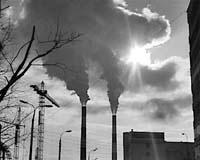 Дымовые трубы (фото с сайта www.vzglyad.ru)
