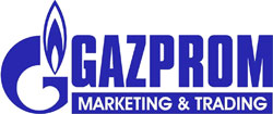 Логотип Gazprom Marketing and Trading (с) зображення www.pentelcoms.co.uk