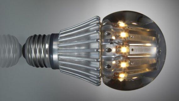 Светодиодная лампа - аналог 100-ваттной лампы накаливания