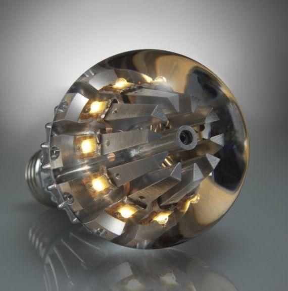 Светодиодная лампа 100 Ватт