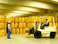 Хранилище ядерных отходов (изображение с сайта Japannuclear.com)