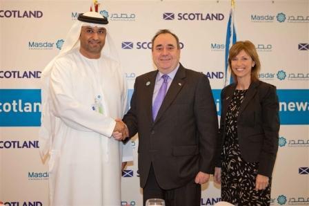 Сотрудничество Шотландии с энергетическими компаниями ОАЭ и Абу-Даби