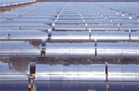 Солнечная электростанция (фото с сайта http://www.me.unlv.edu/)