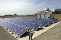 Солнечная миниэлектростанция (фото с сайта www.djc.com)