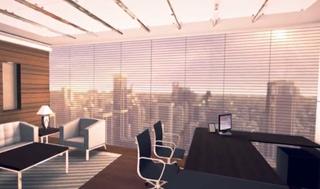 Окна с солнечными батареями