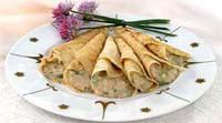 Лепешки тортильяс с фасолью (фото с сайта www.millionmenu.ru)
