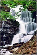 Водопад Шыпит (Закарпатье) (фото с сайта news.uzhgorod.ua)