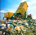 Полігон твердих побутових відходів (фото з сайту www.rbkc.gov.uk)
